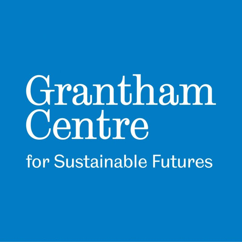 The logo for the Grantham Centre for Sustainable Futures