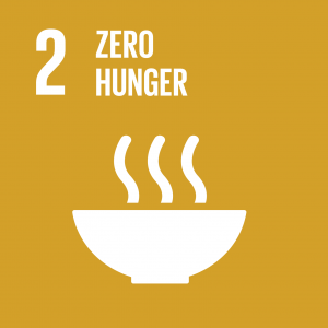 icon for SDG 2 Zero Hunger