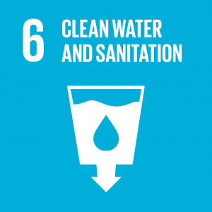 icon for SDG 6 Clean Water and Sanitation