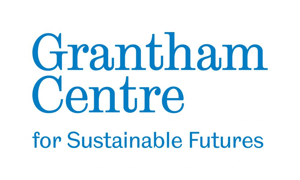 to till or not to till: the Grantham Centre logo
