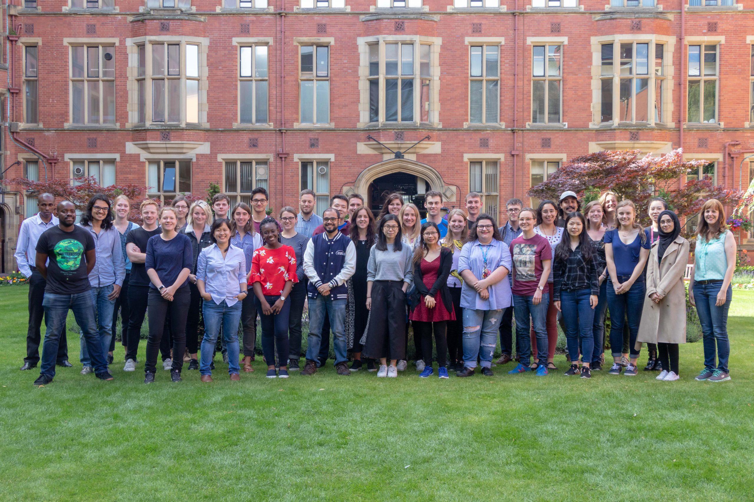 The Grantham Scholars