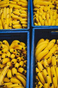 yes, we have some bananas