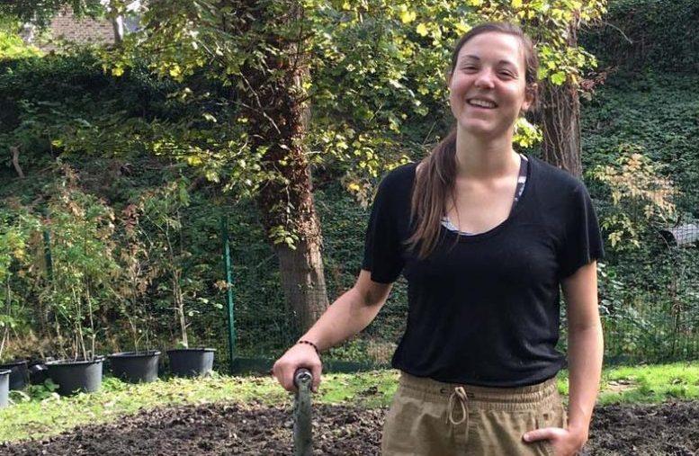 Nicole Kennard is working on the future of food