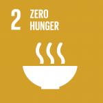 icon for SDG 2 Zero Hunger