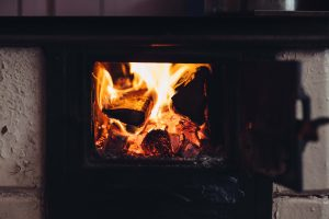 a wood burner, which looks lovely, but is adding to air pollution in Sheffield