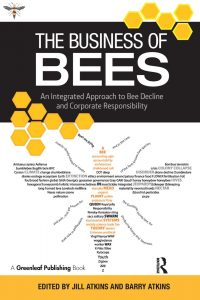The Business of Bees book cover: a classic in extinction accounting