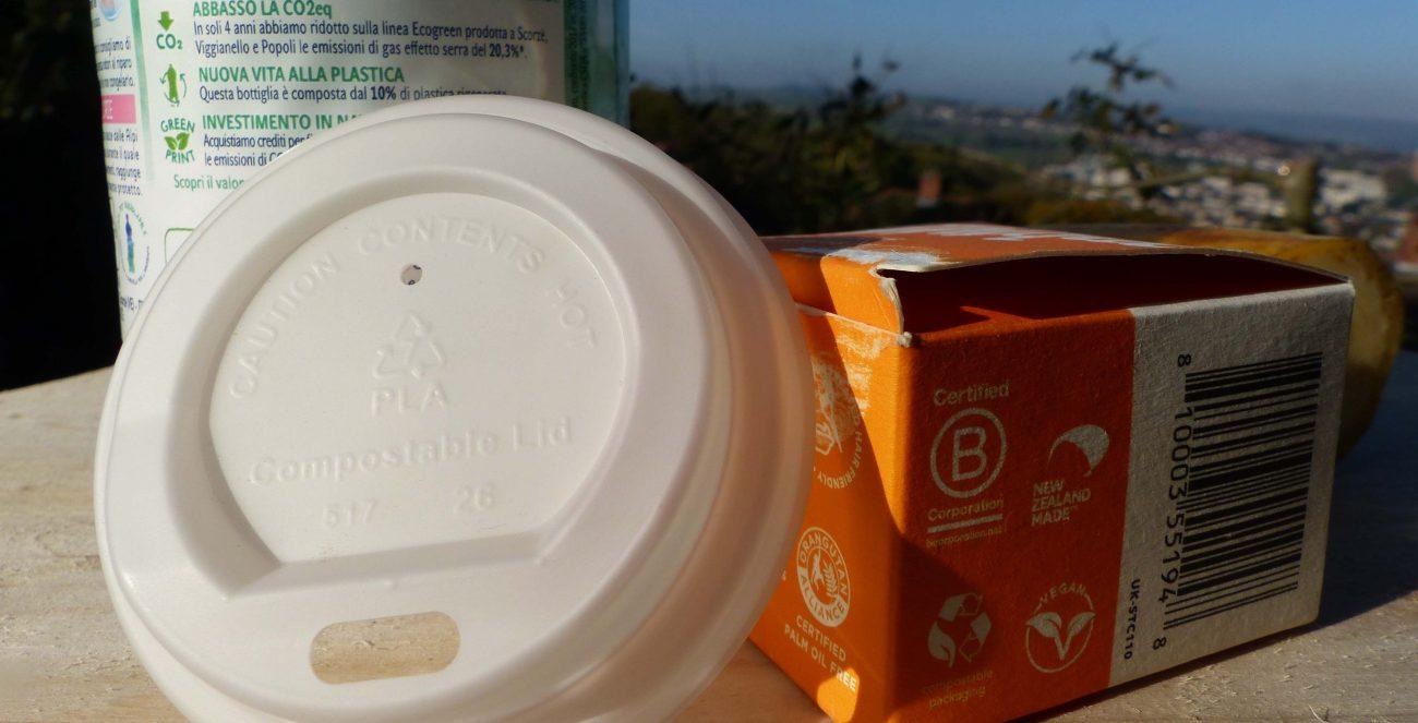 A range of eco-plastics: we need new standards biodegradable, compostable and bio-based plastics
