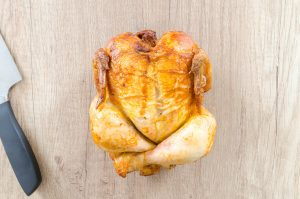 Brexit, food and science - a roast chicken